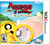 free Adventure Time: Finn & Jake Investigations Eshop Code