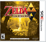 The Legend of Zelda: A Link Between Worlds free eshop code