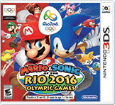 Mario & Sonic Olympic Games free eshop code