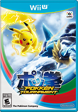 Free Pokkén Tournament Wii U eshop code